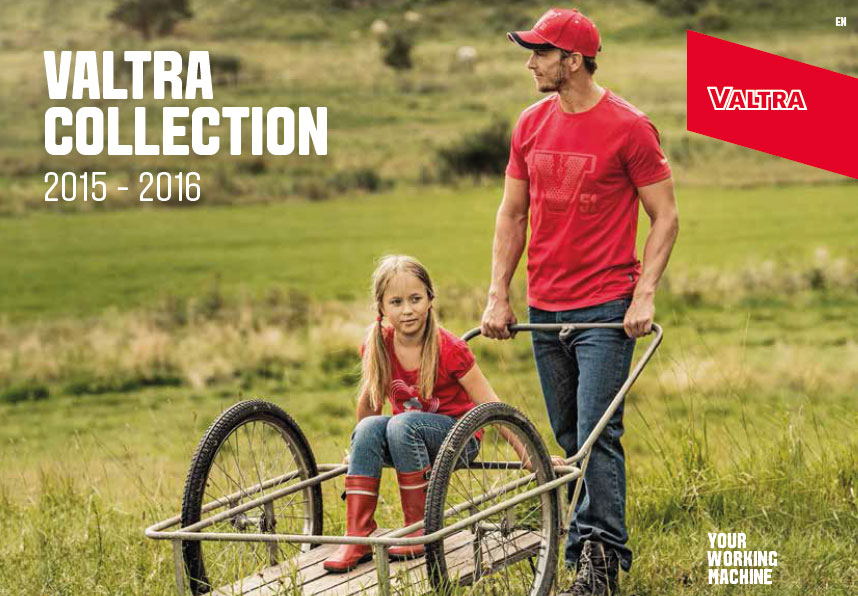 Valtra Collection 2016