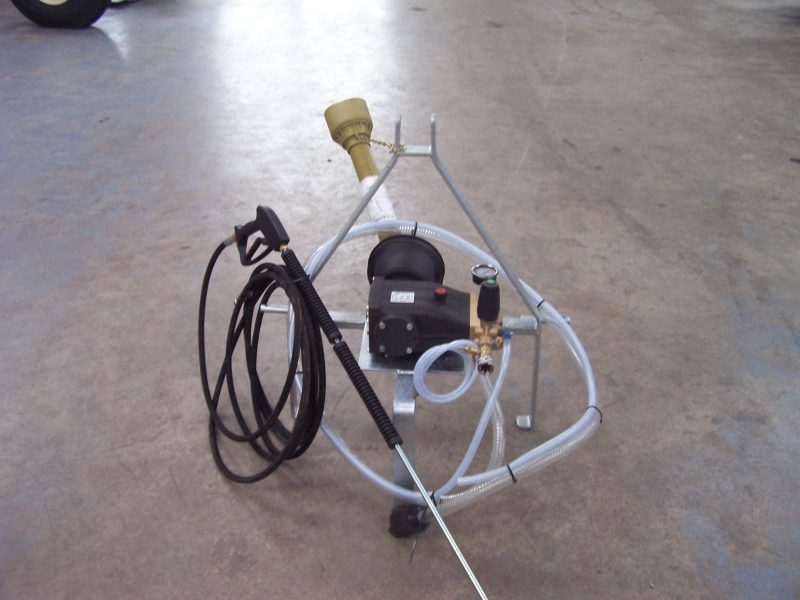 NEW Hawk PTO Power Washer Now In Stock   Riddell Bros
